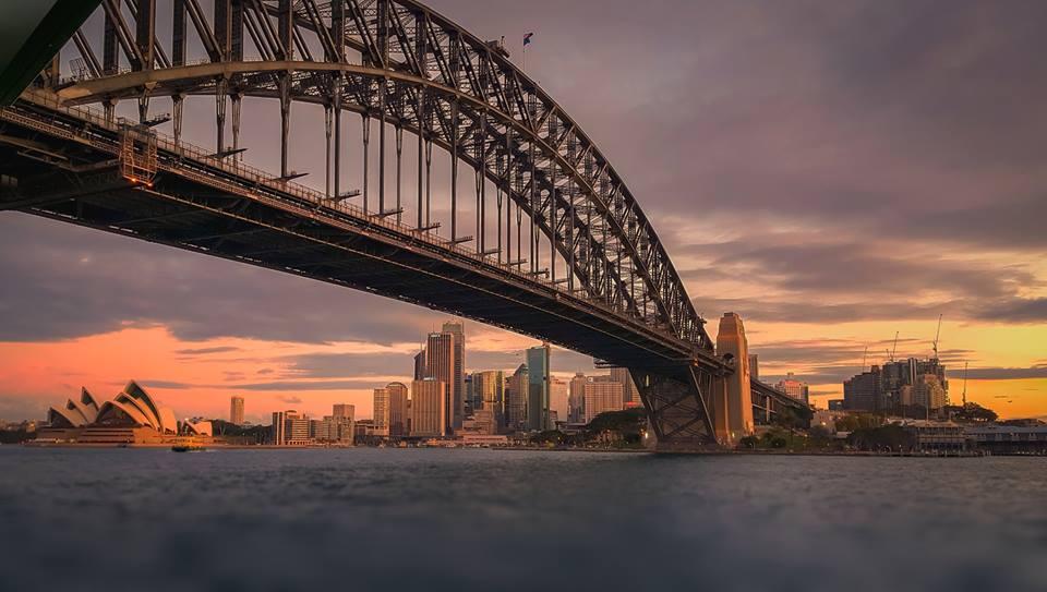 Most Sydney Harbour Bridge